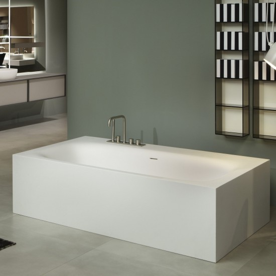 ANTONIO LUPI SARTO FREESTANDING BATHTUB