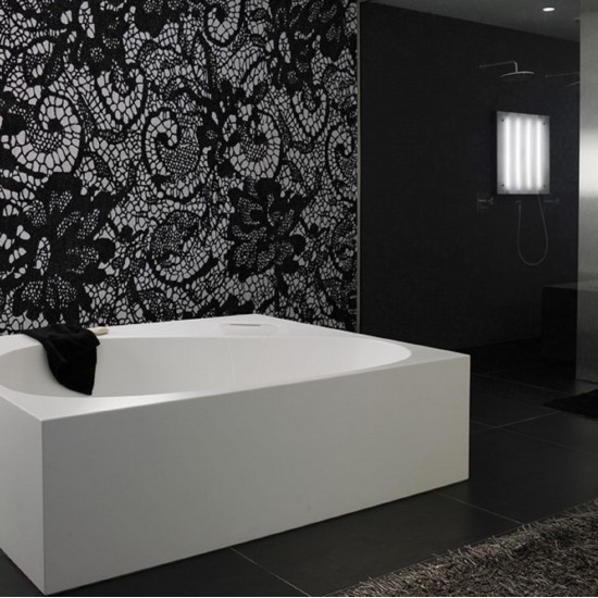 Wall & Decò WET SYSTEM BURLESQUE WALLPAPER