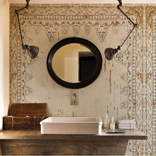 Wall & Decò WET SYSTEM DHARMA STYLE WALLPAPER