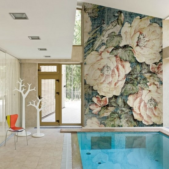 Wall & Decò WET SYSTEM JACQUARD WALLPAPER