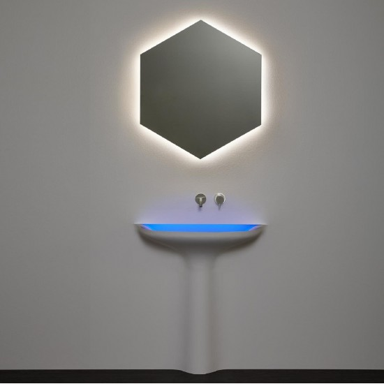 ANTONIO LUPI MODULO MIRROR LED
