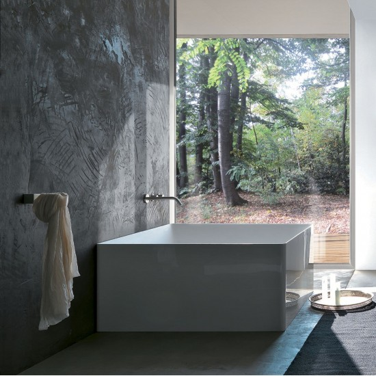 KERASAN G&M QUADRA FREESTANDING BATHTUB