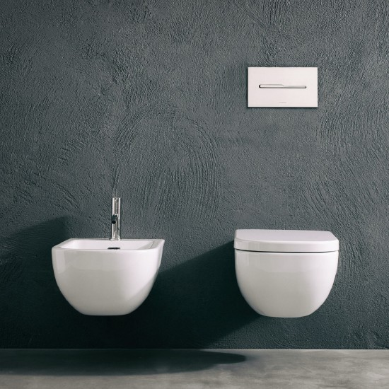 ANTONIO LUPI ONDA DUAL FLUSH PLATE FOR TOILET