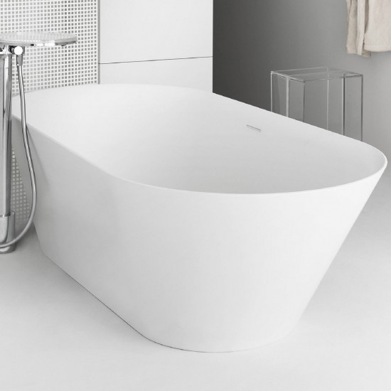 KARTELL BY LAUFEN FREESTANDING BATHTUB