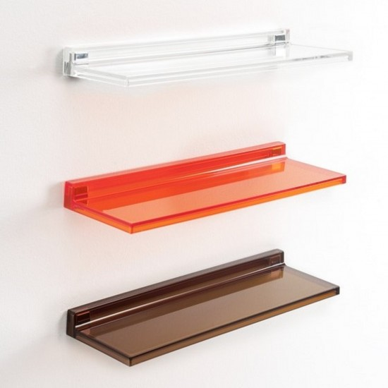 KARTELL BY LAUFEN SHELF WALL-MOUNTED