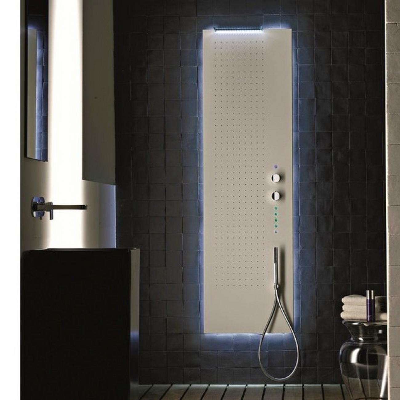 Fantini Acquapura Shower Panel Tattahome