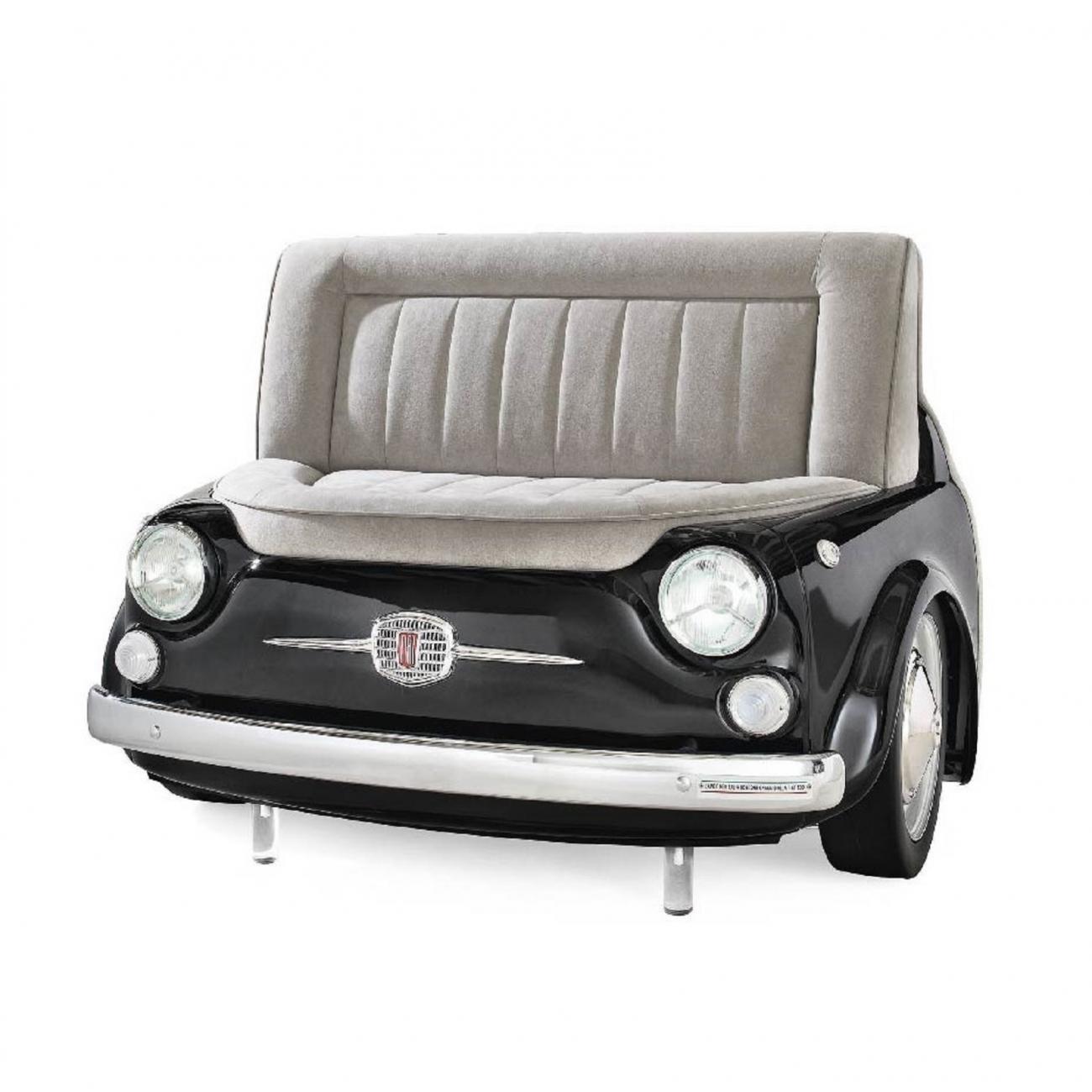 Meritalia fiat 500 panorama divano tattahome - Fiat 500 divano ...