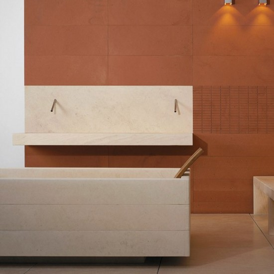 PIBAMARMI BASIC COLLECTION CITROHAN BATHTUB