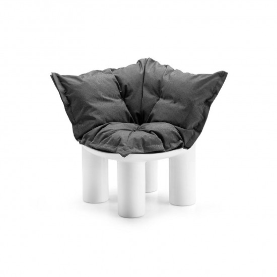 PLUST COLLECTION ATENE CORNER ARMCHAIR