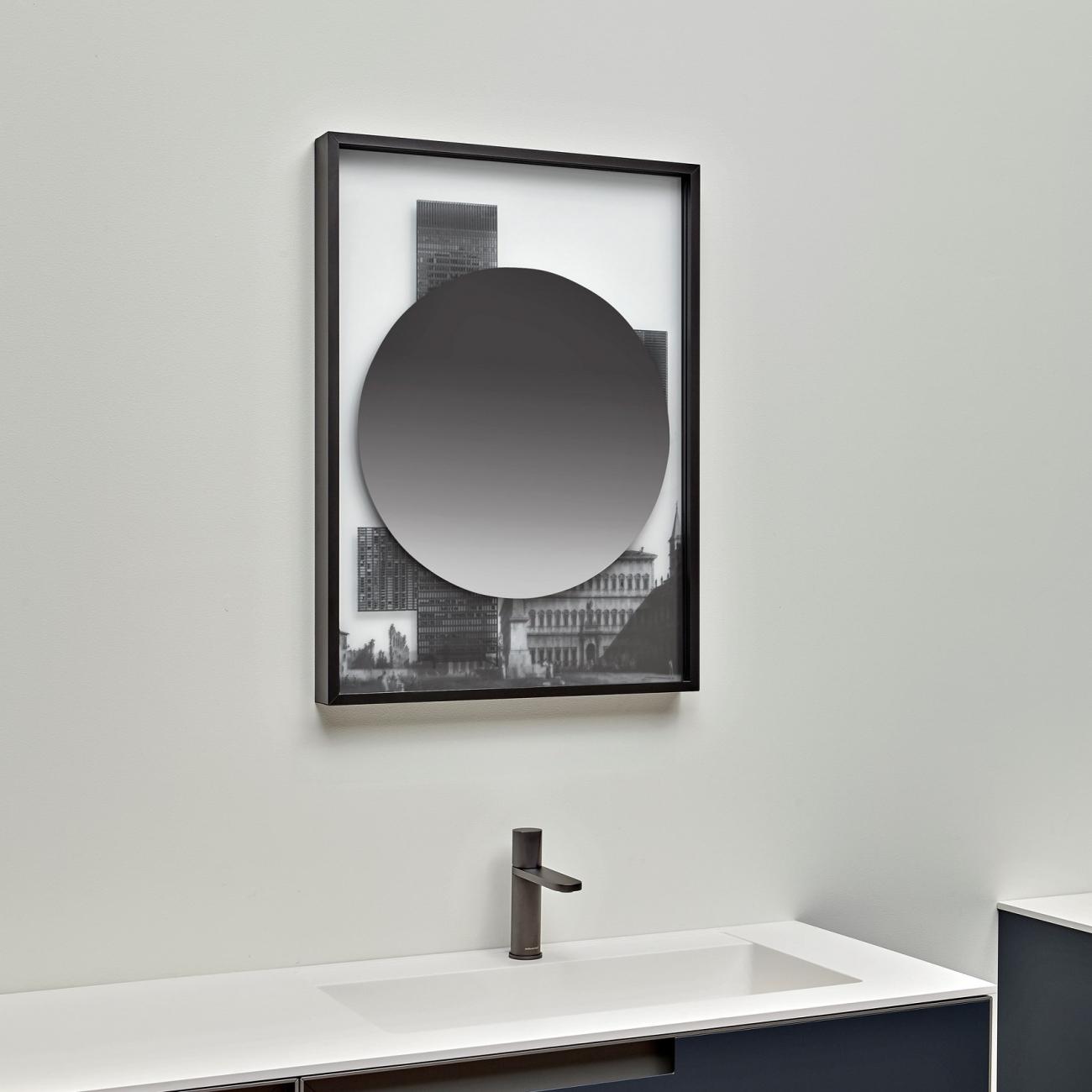Antonio Lupi Specchi Bagno.Antonio Lupi Collage Specchio Tattahome