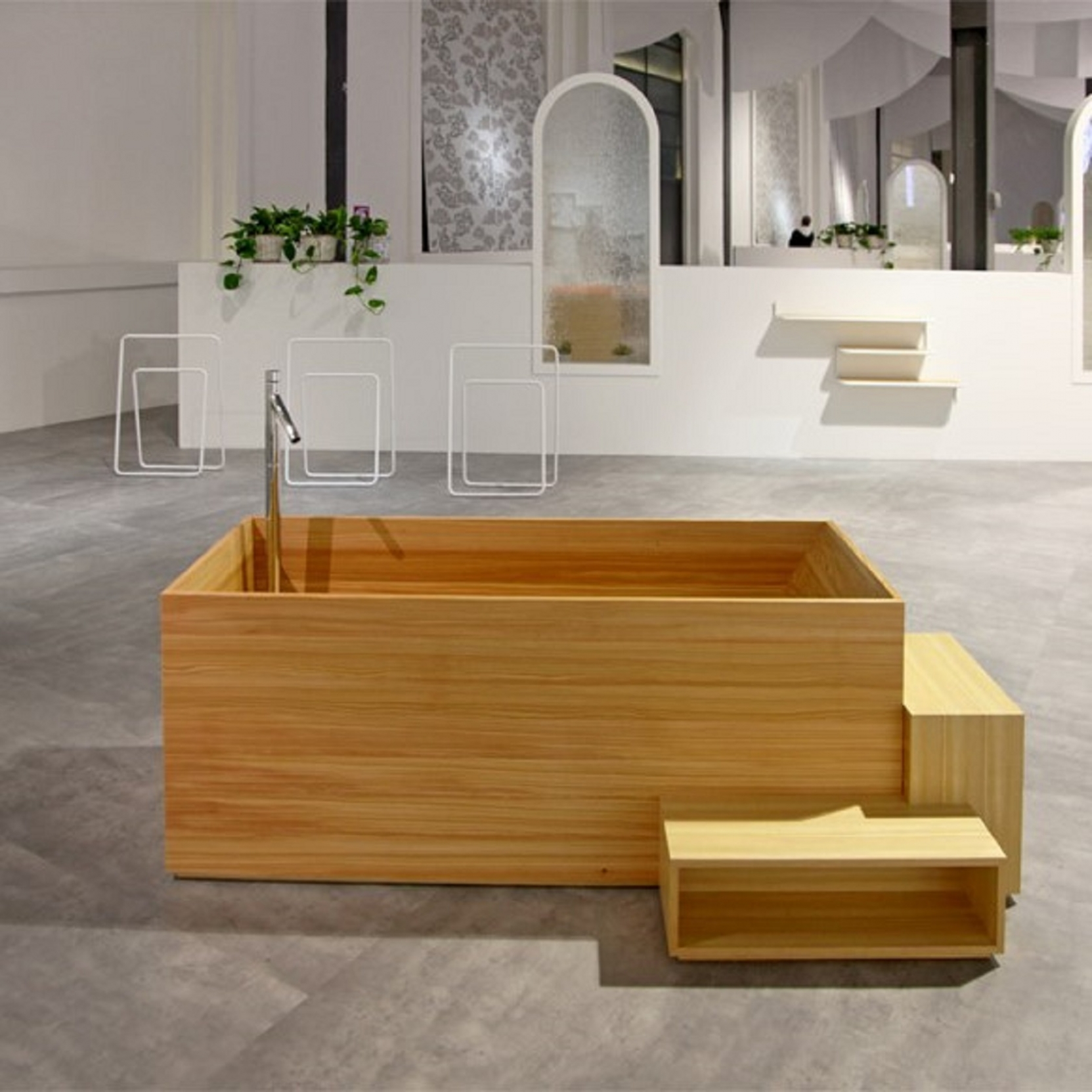 BISAZZA OFURO BATHTUB - TattaHome