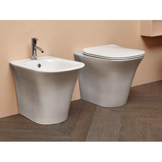 CABO22 Antonio Lupi Bidet Ceramica Lucida