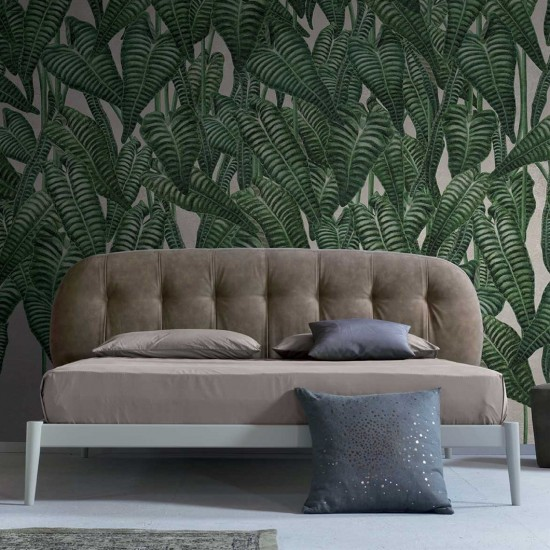 LONDON ART ALL ABOUT EVE WALLPAPER