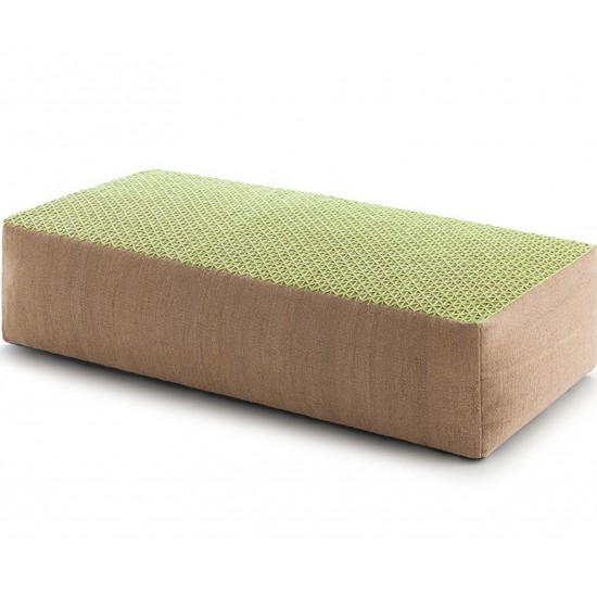 GAN SPACES RAW LIMA BIG POUF