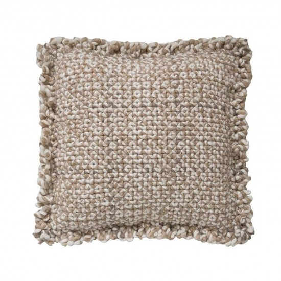 GAN SPACES WAAN TAUPE CUSHION