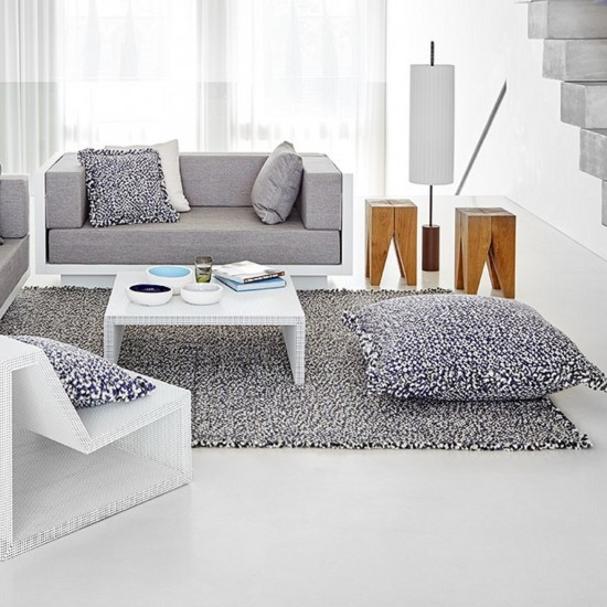 GAN SPACES WAAN BLUE RUG 250