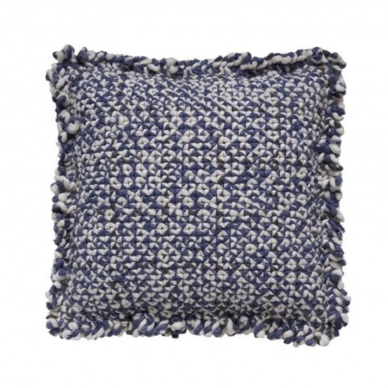 GAN SPACES WAAN BLUE CUSHION