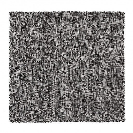 GAN SPACES WAAN BLACK AND WHITE RUG 170