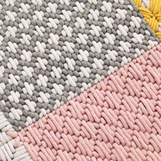GAN SPACES SILAI ROSE RUG 171