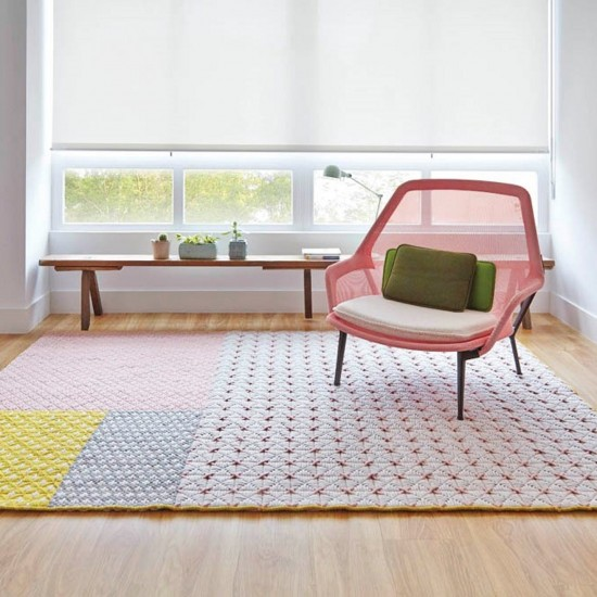 GAN SPACES SILAI ROSE RUG 201
