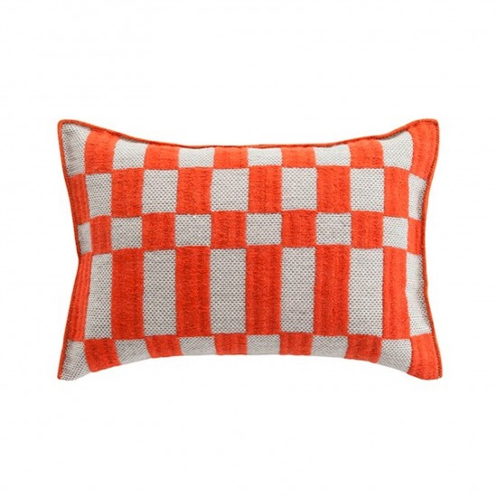 GAN SPACES BANDAS B ORANGE SINGLE CUSHION