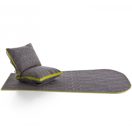 GAN SPACES VALENTINA GREY CHAIR