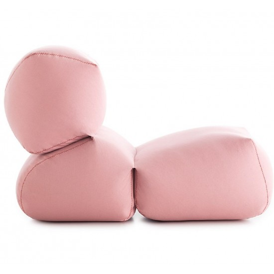 GAN GRAPY PINK COTTON SOFT SEAT