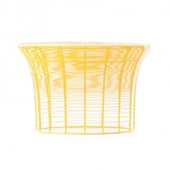 GAN ARAM YELLOW HIGH TABLE