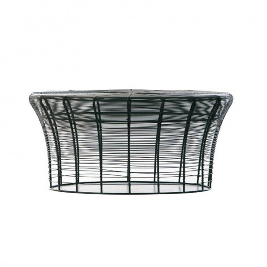 GAN ARAM ANTHRACITE LOW TABLE