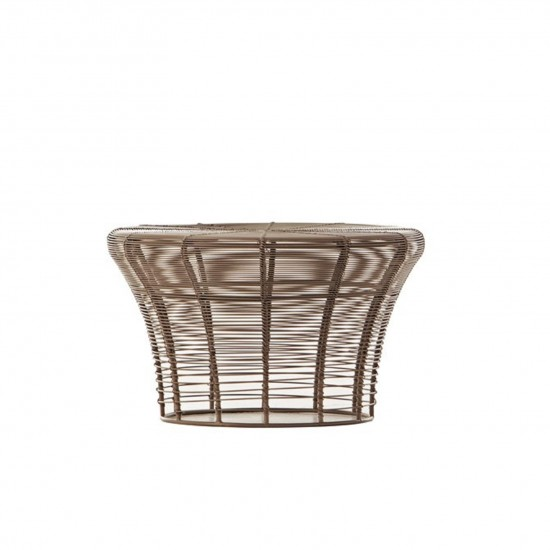 GAN ARAM BRONZE LOW STOOL