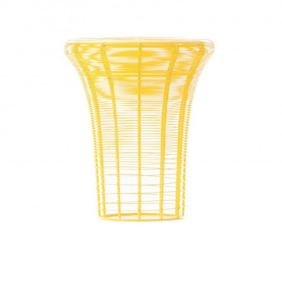 GAN ARAM YELLOW HIGH STOOL
