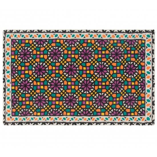 GAN FELT COLLECTION SMOOTH RUG 167