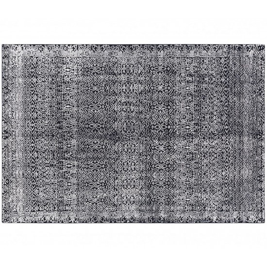 GAN HAND KNOTTED COLLECTION INDIGO RUG