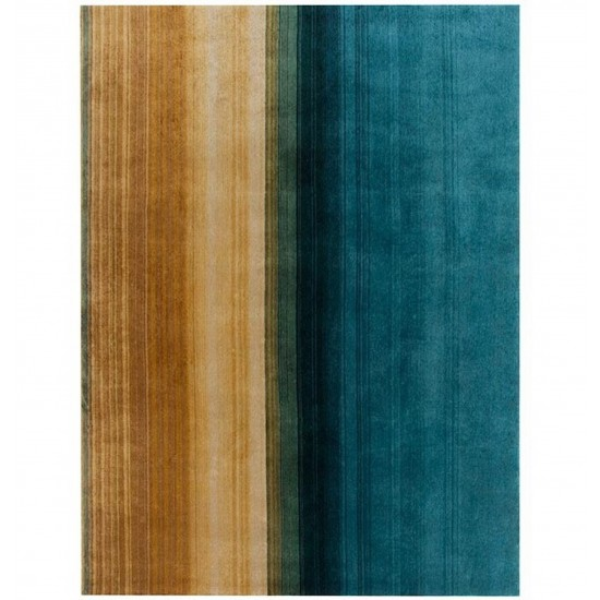 GAN HAND KNOTTED COLLECTION PAYSAGES RUG