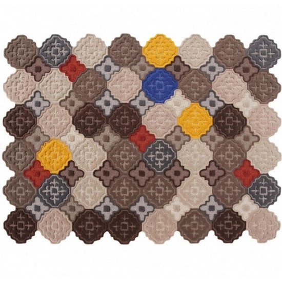 GAN HAND TUFTED COLLECTION HIDRA RUG