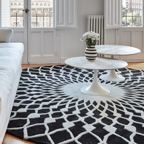 GAN HAND TUFTED COLLECTION TRAMA RUG