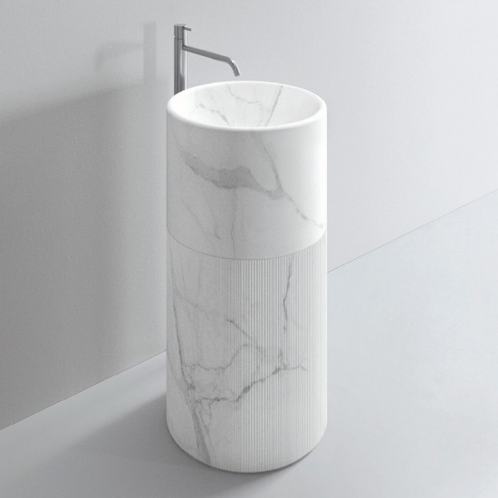 MILLDUE NOORTH ROMA FREESTANDING LAVABO
