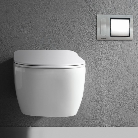 ANTONIO LUPI KOMODO WALL HUNG WC