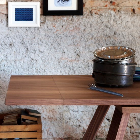MINIFORMS ETTORE EXTENSIBLE DINING TABLE