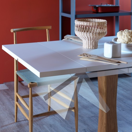 MINIFORMS GUALTIERO FIXED DINING TABLE