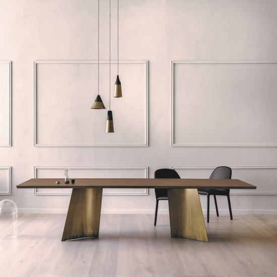 MINIFORMS MAGGESE FIXED DINING TABLE