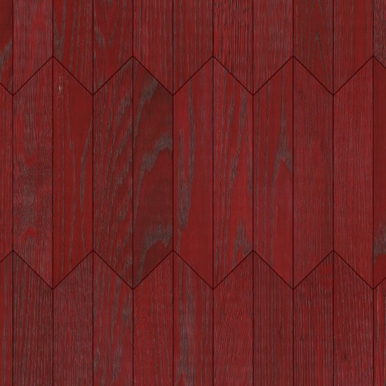 Bisazza Wood Doga Cherry (D) 101X606
