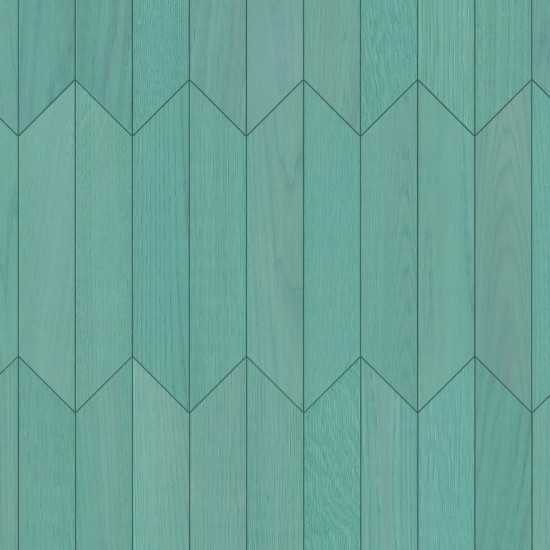 Bisazza Wood Doga Mint (D) 101X606