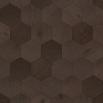 Bisazza Wood Esagono Moka (E) 202X223