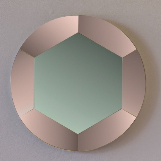 MINIFORMS TROPICANA MIRROR