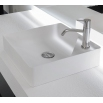 SIMPLO42 Square Top Mount Flumood Sink