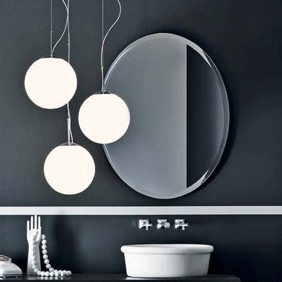 FALPER COCÒ OVAL MIRROR