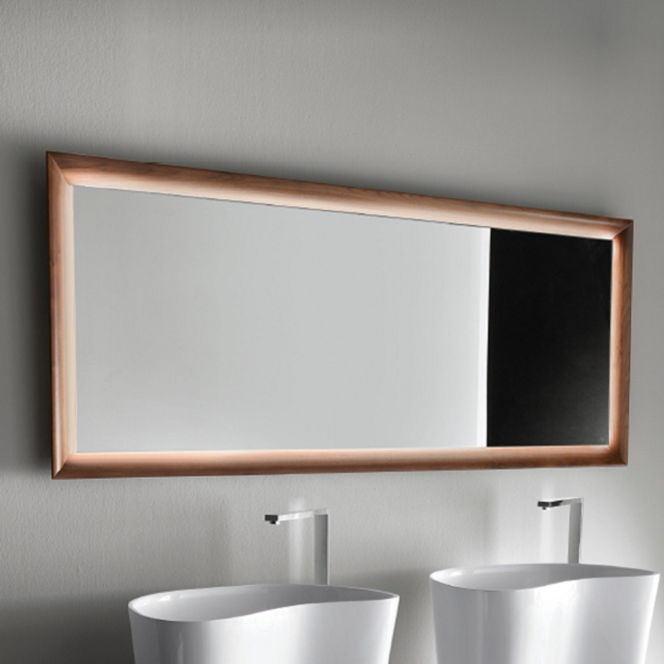 FALPER VIAVENETO WOOD FRAME MIRRORS - TattaHome