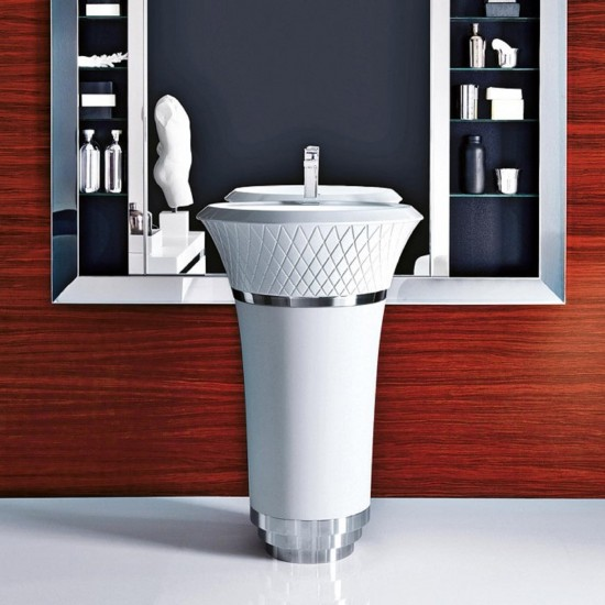 FALPER GEORGE FREESTANDING WASHBASIN