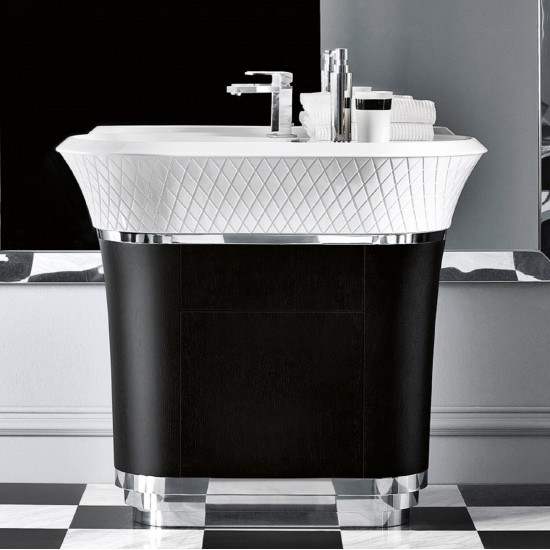FALPER GEORGE FREESTANDING WASHBASIN WITH DRAWER